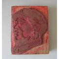 文革时期胶木毛头像印章6-¥577 元_其他徽章_7788网