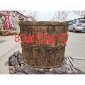 清代柏木酒桶,样式精美包浆浓厚,品相如图-¥2,780 元_木盘/木盛具_7788网