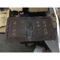 清代描金橱门一对-¥268 元_其他木艺品_7788网