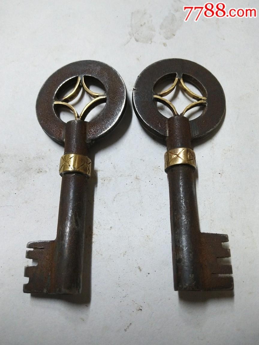 钱眼铁钥匙(se68125800)_