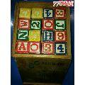 一盒48只6面知慧积木(ABCWOOBLOCKS)积木-¥40 元_积木/骨牌_7788网