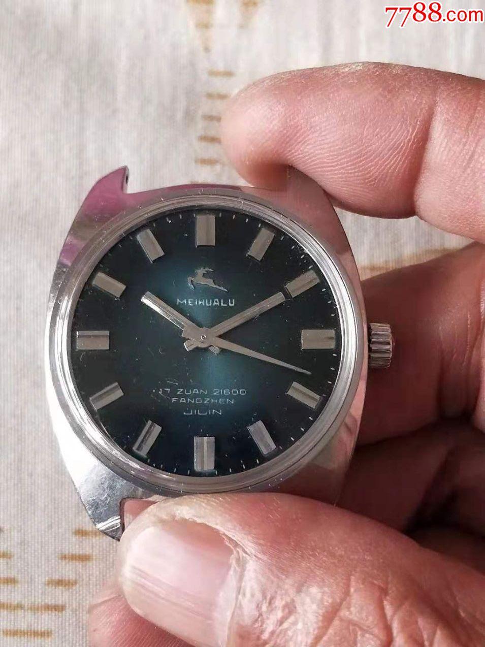 梅花鹿彩色�P_手表/腕表_第2��_7788�表收藏