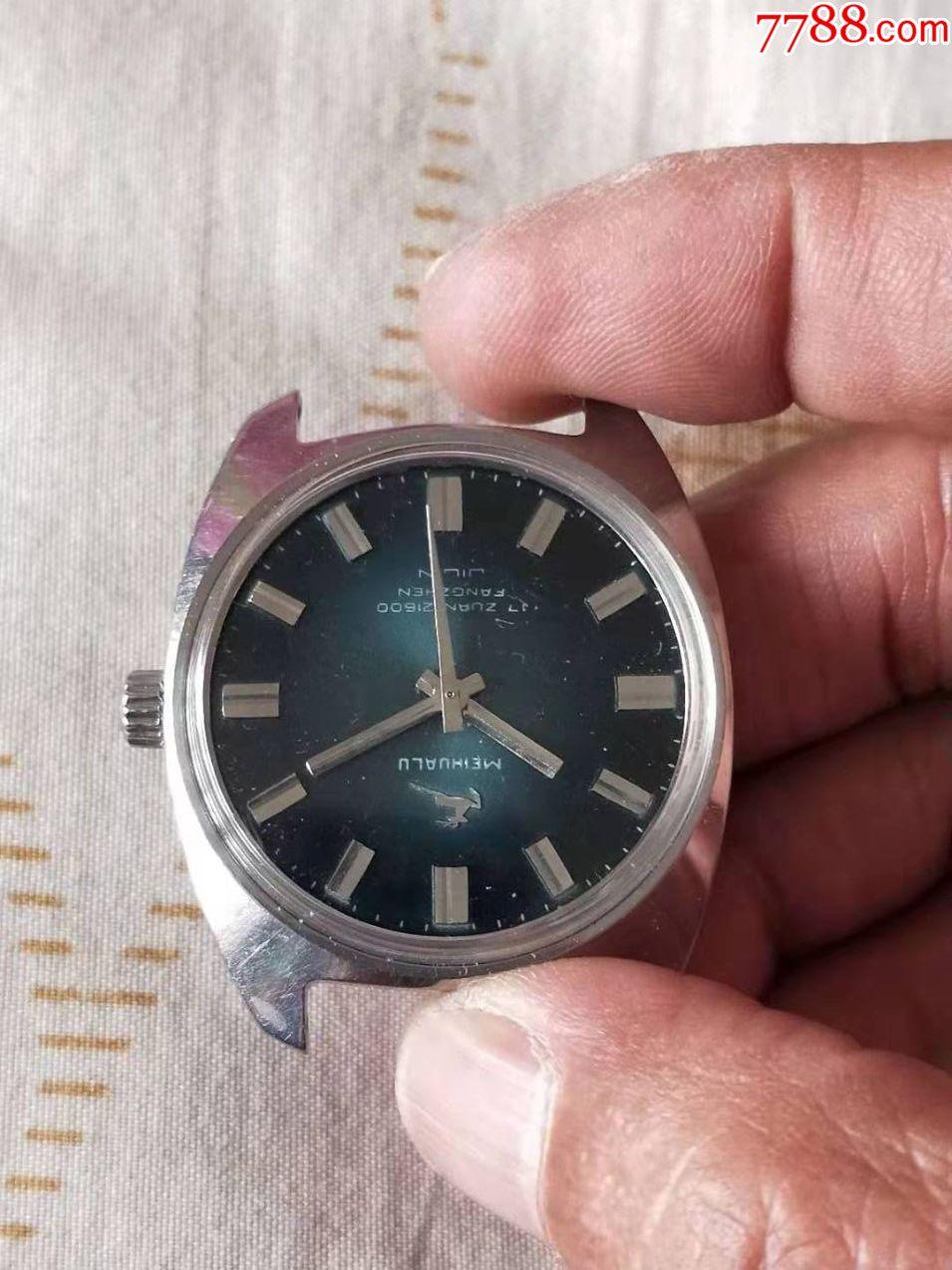 梅花鹿彩色�P_手表/腕表_第3��_7788�表收藏