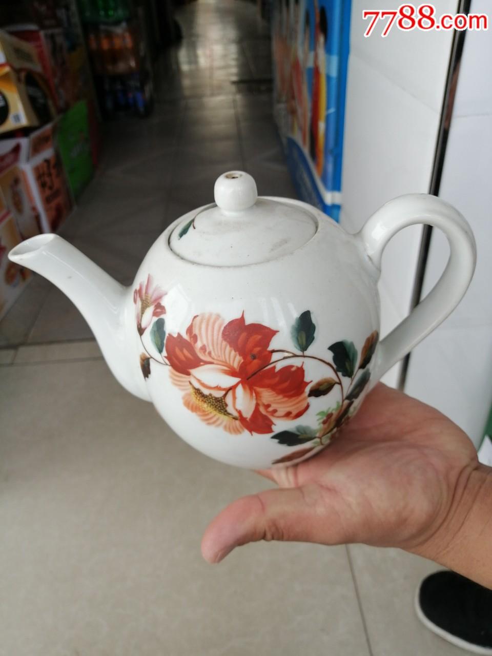 建国初期老茶壶标本(se68864019)_