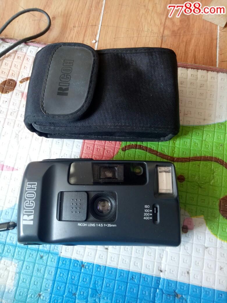 理光相机,很新,有外套,曝光过卷,闪光灯都好的,50包邮,(se69061950)_