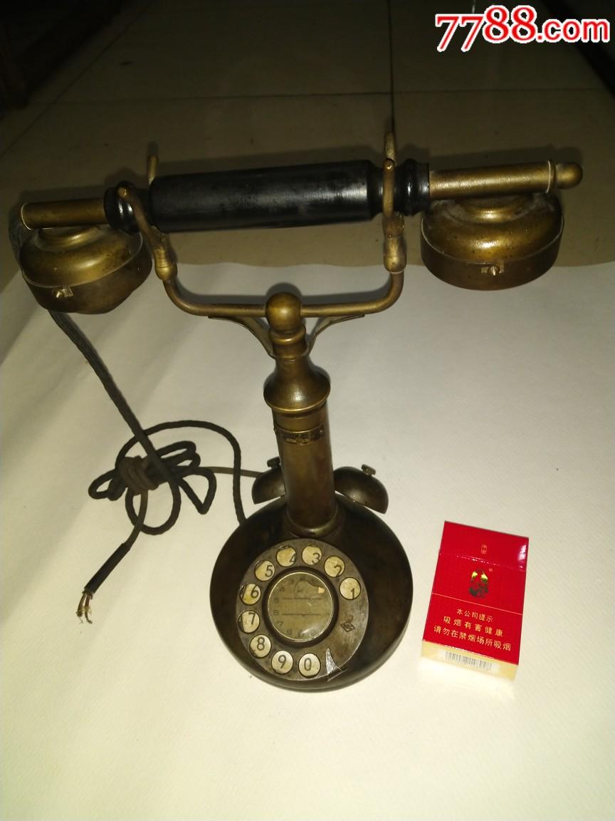 《全铜日本宪兵司令部二战老电话》(au21537633)_