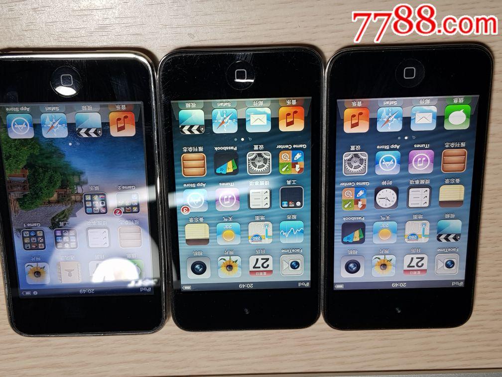 8新,�O果touch3代4代(32G)播放器,150一�_(se69221338)_