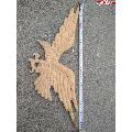 木雕鹰壁挂件-¥160 元_木雕壁画/壁挂_7788网