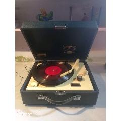 一台《精品名牌留声机》自带喇叭功放声音非常洪亮-¥350 元_留声机/电唱机_7788网