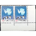 J177南極條約原膠全新全品一全雙連帶直角邊(J177郵票)(se70801375)_7788收藏__收藏熱線