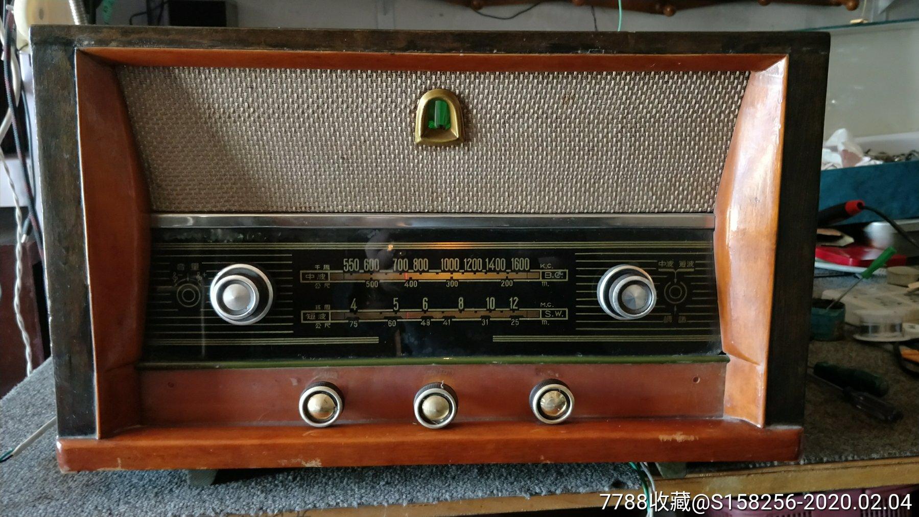 自己组装的,电子管收音机,13管(se70942253)_