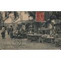 大清法国在华发行客邮实1907年寄明信片一枚-¥400 元_普通明信片_7788网