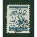 奧地利郵票1925年普票21-11:野外電話線(se70957553)_7788收藏__收藏熱線