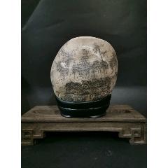 長江草花石(大山下的藏寨)(se73275757)_7788收藏__收藏熱線