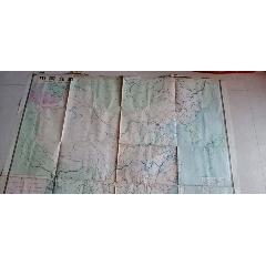 六十年代中國交通圖(se73275758)_7788收藏__收藏熱線