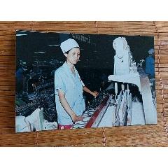 美女紡織工人,棉錠,棉紗,工作服,國棉廠女工,(se74044523)_7788收藏__收藏熱線