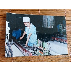 美女紡織工人,棉錠,棉紗,工作服,國棉廠女工,(se74044534)_7788收藏__收藏熱線