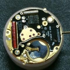 二手瑞士浪琴石英手表拆機L152.4機芯(se74510100)_7788舊貨商城__七七八八商品交易平臺(7788.com)