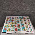 老玩具收藏80年代老啪嘰拍洋畫《封神榜》紙牌1-4懷舊經典長方形老版(se74533613)_7788舊貨商城__七七八八商品交易平臺(7788.com)