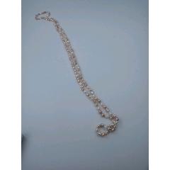 天然珍珠項鏈三色珍珠項鏈保真珍珠加長款(se75022294)_7788舊貨商城__七七八八商品交易平臺(7788.com)