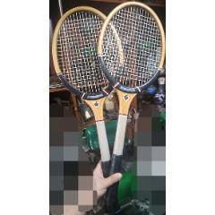 50年代皇冠牌網球拍木質網球拍子(se75684714)_7788舊貨商城__七七八八商品交易平臺(7788.com)