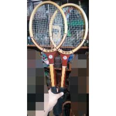 50年代航空牌網球拍木質網球拍子(se75684764)_7788舊貨商城__七七八八商品交易平臺(7788.com)