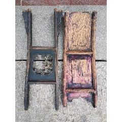 老榆木椅子后靠背板兩只(se75773497)_7788舊貨商城__七七八八商品交易平臺(7788.com)