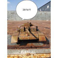 建國初期,軍事科學院教課用品,鐵質坦克模型,保存完整(se76128359)_7788舊貨商城__七七八八商品交易平臺(7788.com)
