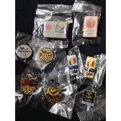 奧運會荷蘭,巴拿馬,哥倫比亞,羅馬尼亞,瑞典NOC徽章9個(se76883024)_7788舊貨商城__七七八八商品交易平臺(7788.com)