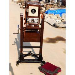 燈塔牌大型木質室內照相機品相一流正常使用有蓋布完整牢固全套(se76897480)_7788舊貨商城__七七八八商品交易平臺(7788.com)