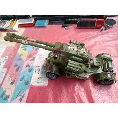 二手的雙管遠程/高射炮的模型,品相如圖以圖(se76944060)_7788舊貨商城__七七八八商品交易平臺(7788.com)
