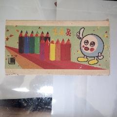 80年代上海三樂牌彩色鉛筆原盒未使用一盒(se77144784)_7788舊貨商城__七七八八商品交易平臺(7788.com)