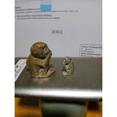 青田石母子猴(se77155323)_7788舊貨商城__七七八八商品交易平臺(7788.com)