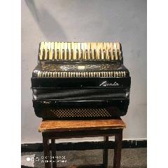 百樂牌801BL型120貝斯手風琴(se77161887)_7788舊貨商城__七七八八商品交易平臺(7788.com)