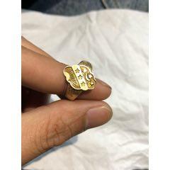 民國老銀器鎏金戒指(se77176498)_7788舊貨商城__七七八八商品交易平臺(7788.com)