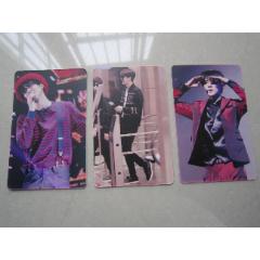 明星卡片3枚合售(se77204634)_7788舊貨商城__七七八八商品交易平臺(7788.com)