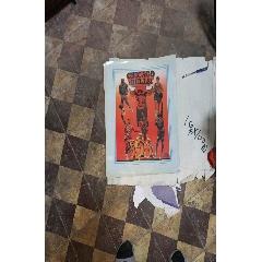 8張CHICAGOBULLS畫51mⅹ37m保真打包出售(se77232660)_7788舊貨商城__七七八八商品交易平臺(7788.com)