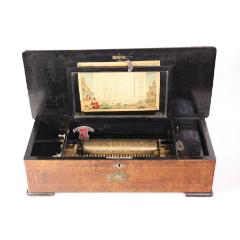 19世紀瑞士古董八音盒機械滾筒八音盒10曲47音梳(se77238474)_7788舊貨商城__七七八八商品交易平臺(7788.com)