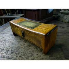 花梨木盒枕全品鑲銅貨(se77255686)_7788舊貨商城__七七八八商品交易平臺(7788.com)