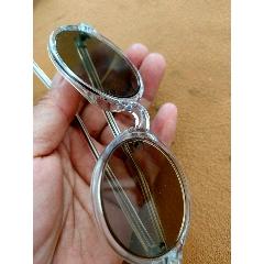 茶色水晶石眼睛,因年份久框已爛沒,新換鏡框,適合男女佩戴漂亮貴氣養眼(se77263316)_7788舊貨商城__七七八八商品交易平臺(7788.com)