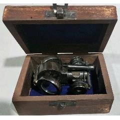 新收回流進口折疊望遠鏡帶指南針,做工精美小巧漂亮攜帶方便正常使用。收藏佳品。(se77264831)_7788舊貨商城__七七八八商品交易平臺(7788.com)