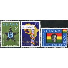 加納1960年郵票恩克魯瑪總統生日加納在非洲的位置地圖3全(se77277702)_7788舊貨商城__七七八八商品交易平臺(7788.com)