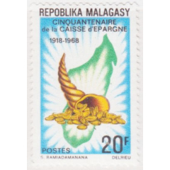 馬爾加什1968年郵票馬爾加什地圖與貨幣1全(se77277749)_7788舊貨商城__七七八八商品交易平臺(7788.com)