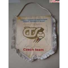 Czechteam(捷克斯洛伐克隊)名人簽名旗(se77281706)_7788舊貨商城__七七八八商品交易平臺(7788.com)