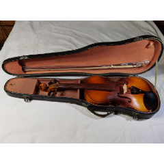 幸福牌4分之4成人小提琴(se77293083)_7788舊貨商城__七七八八商品交易平臺(7788.com)