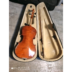 4/4虎皮紋小提琴(se77315792)_7788舊貨商城__七七八八商品交易平臺(7788.com)