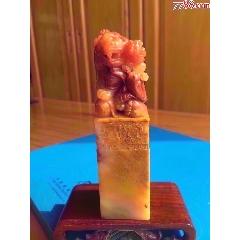 大型巴林石彩凍印章(se77328648)_7788舊貨商城__七七八八商品交易平臺(7788.com)