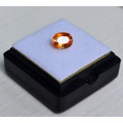 純黃色藍寶石斯里蘭卡純天然橢圓型1.13克拉藍寶石(se77344763)_7788舊貨商城__七七八八商品交易平臺(7788.com)
