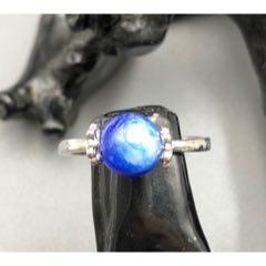 天然藍寶石戒指,包真(se77346983)_7788舊貨商城__七七八八商品交易平臺(7788.com)