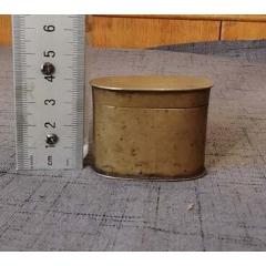 A240黃銅美品煙膏盒(se77368815)_7788舊貨商城__七七八八商品交易平臺(7788.com)